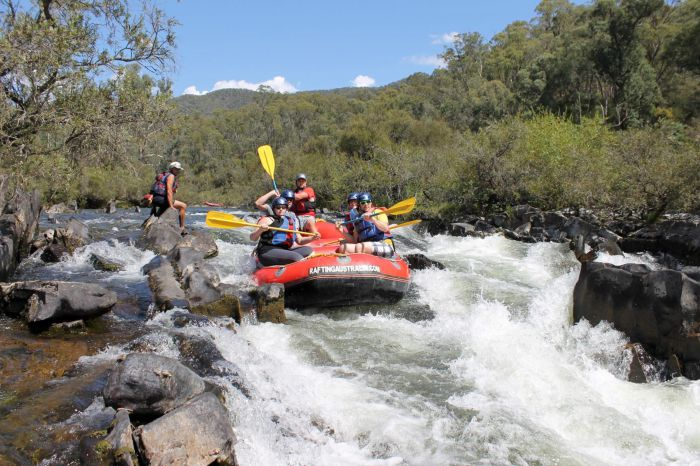 Rafting Australia - Accommodation Perth