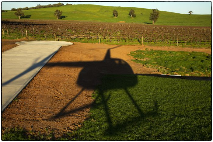 Barossa Helicopters Pty Ltd - Accommodation Perth