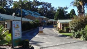 Sussex Inlet Holiday Centre - Accommodation Perth
