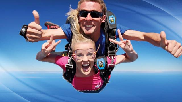 Skydive Oz Canberra - Accommodation Perth