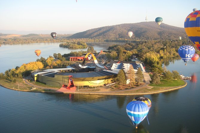 Canberra Hot Air Balloon Flight at Sunrise - Accommodation Perth