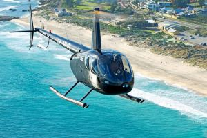 Perth Beaches Helicopter Tour from Hillarys Boat Harbour - Accommodation Perth
