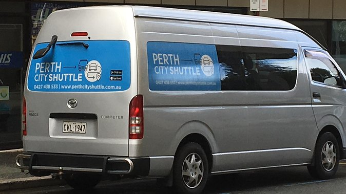 Shared Arrival or Departure Transfers - Airport to Perth City Hotel or viceversa - Accommodation Perth