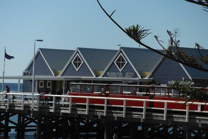 Busselton Jetty Including Train Ride and Underwater Observatory Tour - Accommodation Perth