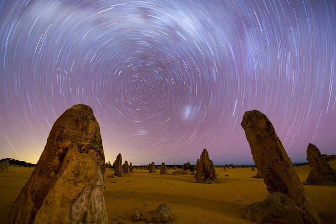 Small Group Pinnacles Sunset Day Tour with Wildlife  Picnic Dinner by Starlight - Accommodation Perth
