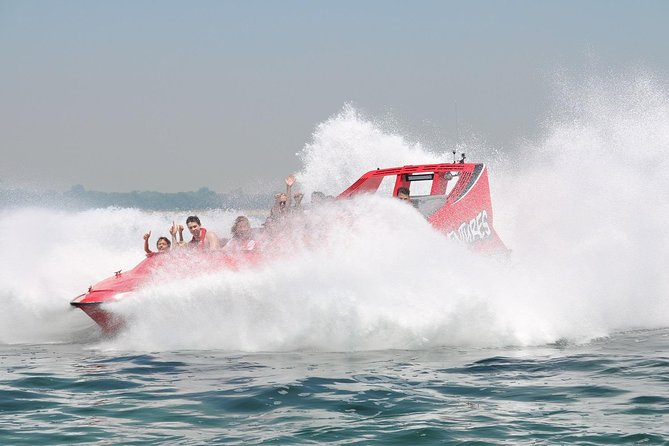Busselton -Minute Jet Boat Thrill Ride