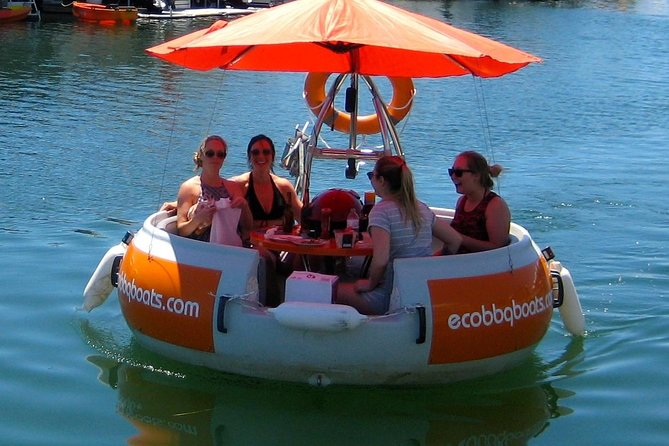 Self-Drive BBQ Boat Hire Mandurah - Group of 3 - 6 people - Accommodation Perth