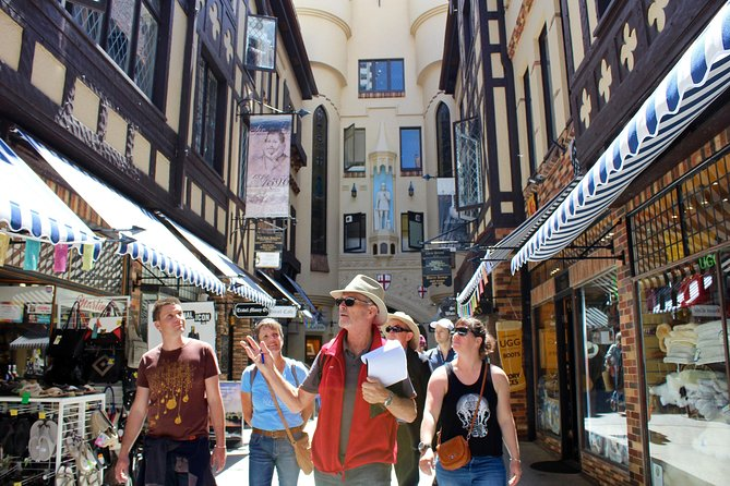 Explore Perth City Walking Tour