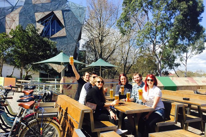 Melbourne Craft Beer Bike Tour - Accommodation Perth