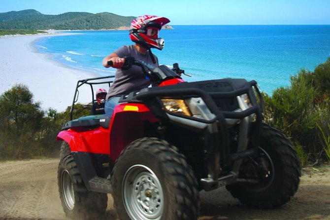 Half-Day Guided ATV Exploration Tour from Coles Bay - Accommodation Perth