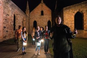 Port Arthur Ghost Tour - Accommodation Perth