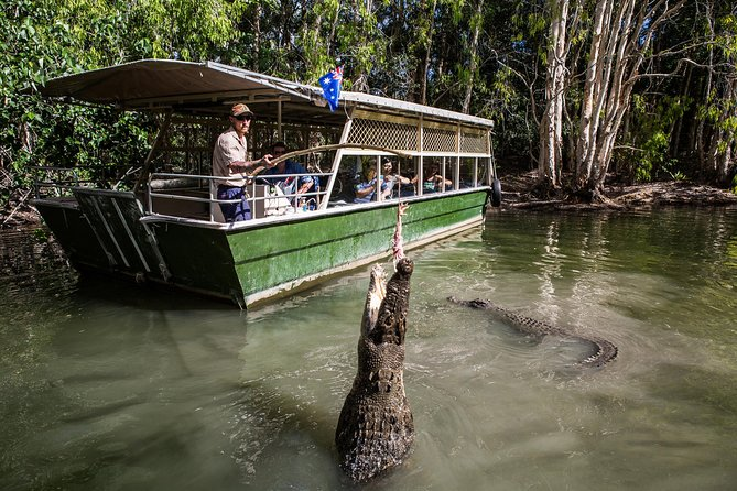 Hartley's Crocodile Adventures Day Trip from Palm Cove - Accommodation Perth