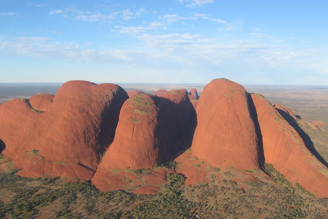 Kata Tjuta and Uluru Grand View Helicopter Flight - Accommodation Perth
