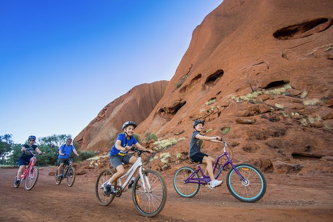 Outback Cycling Uluru Bike Ride - Accommodation Perth