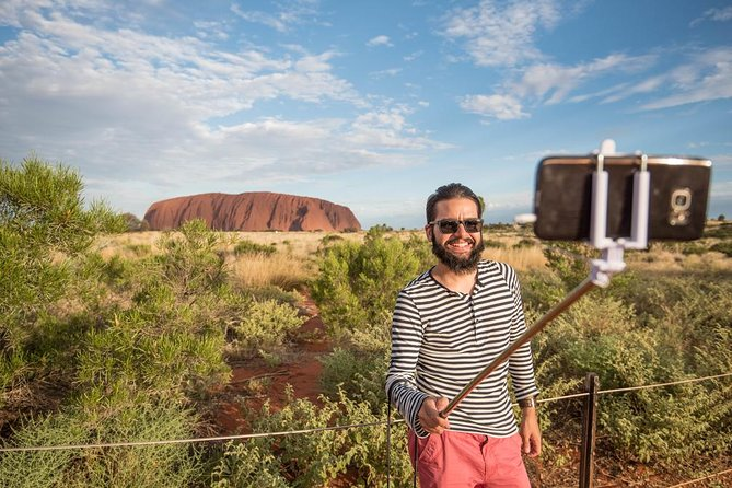 -Day Ayers Rock and Kings Canyon Camping Tour