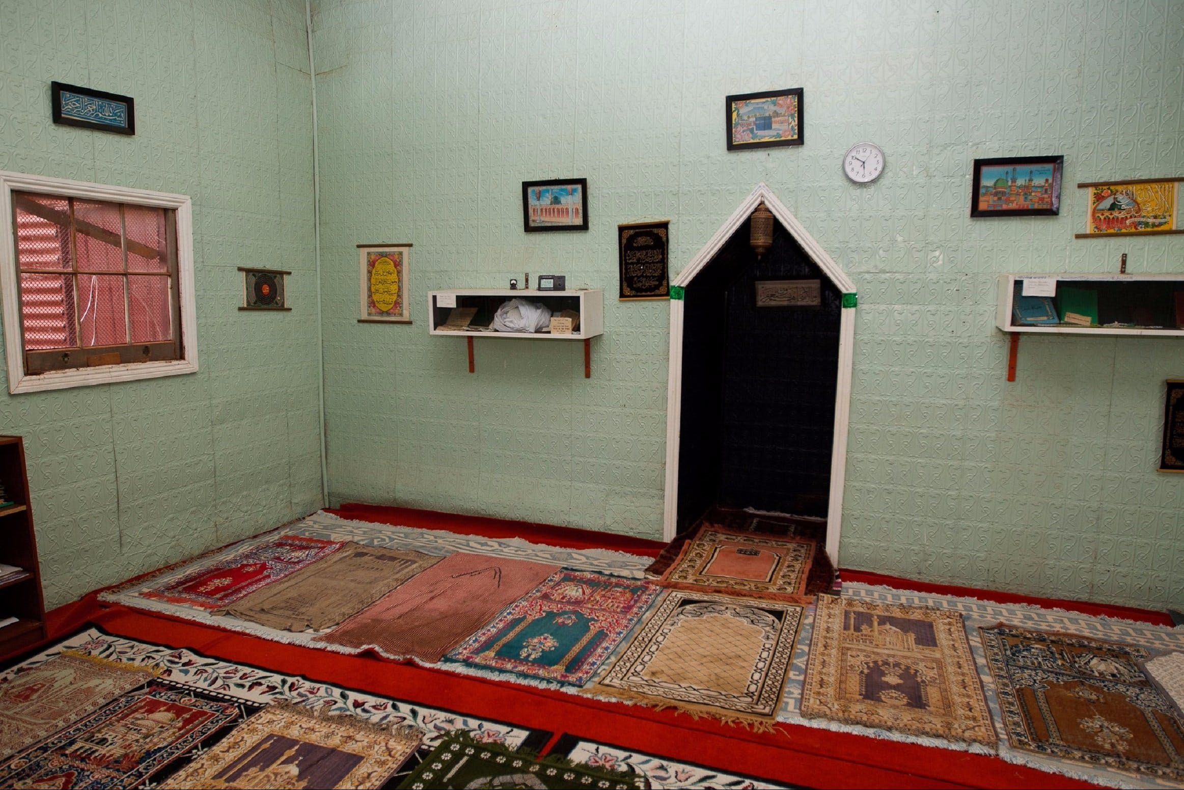 Afghan Mosque - Accommodation Perth