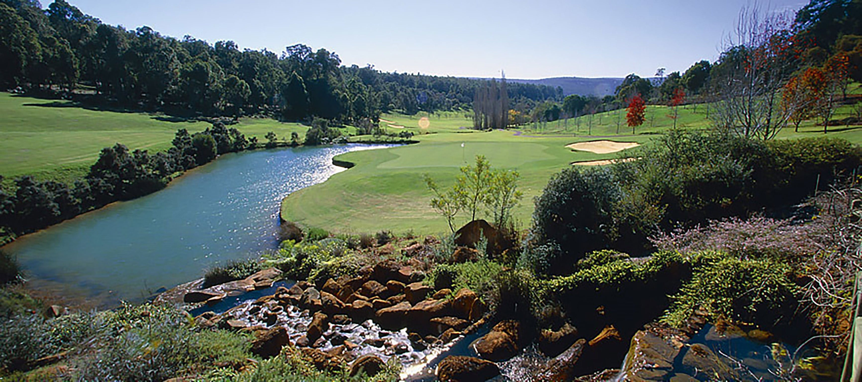 Araluen Golf Resort - Accommodation Perth