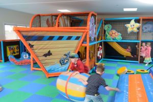 BIG4 Port Fairy Holiday Park Monkeys and Mermaids Indoor Play Centre - Accommodation Perth