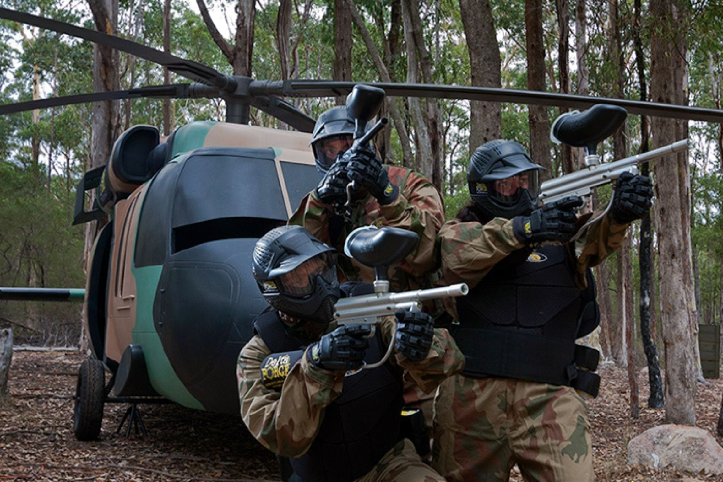 Delta Force Paintball Appin - Accommodation Perth