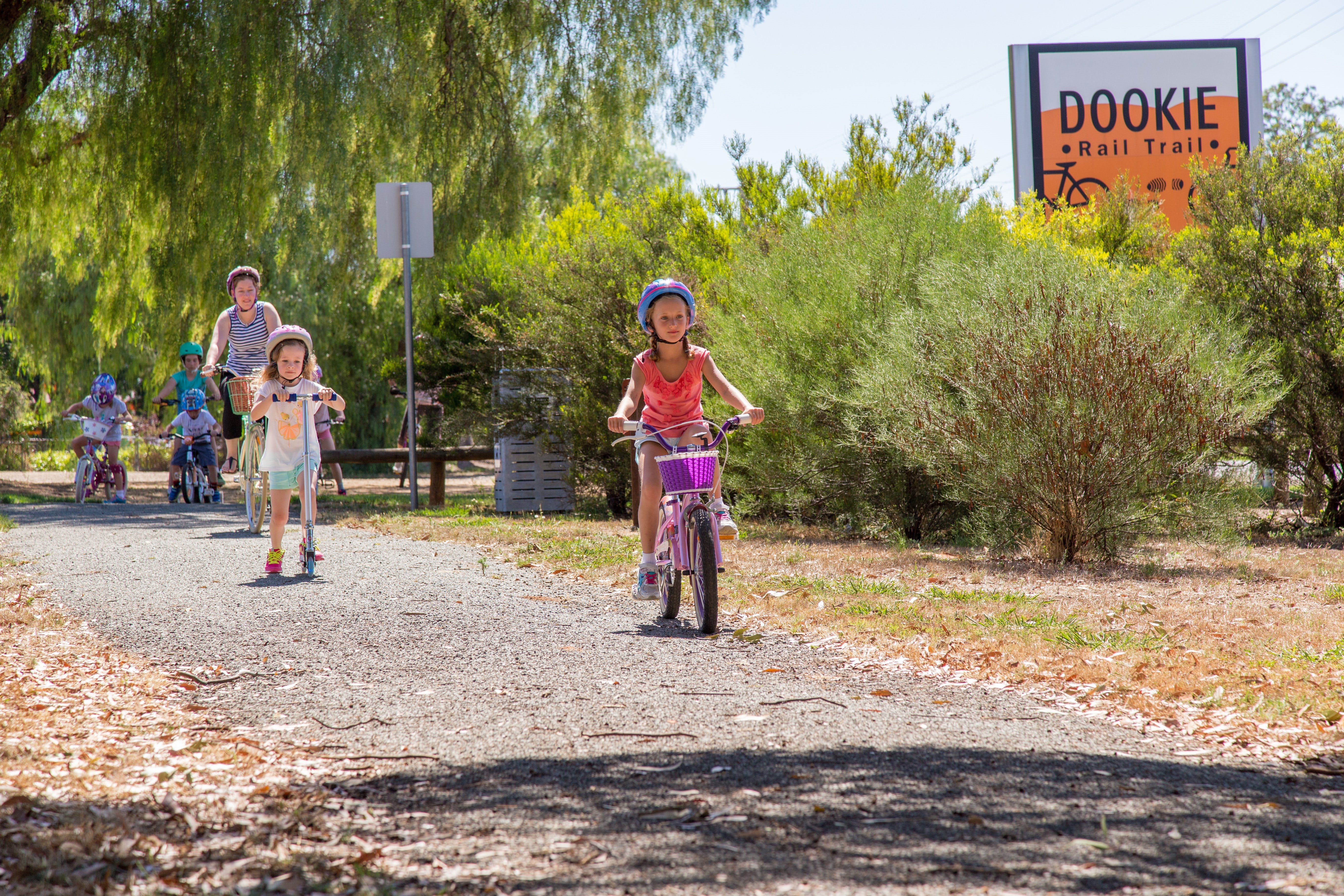 Dookie Rail Trail - Accommodation Perth