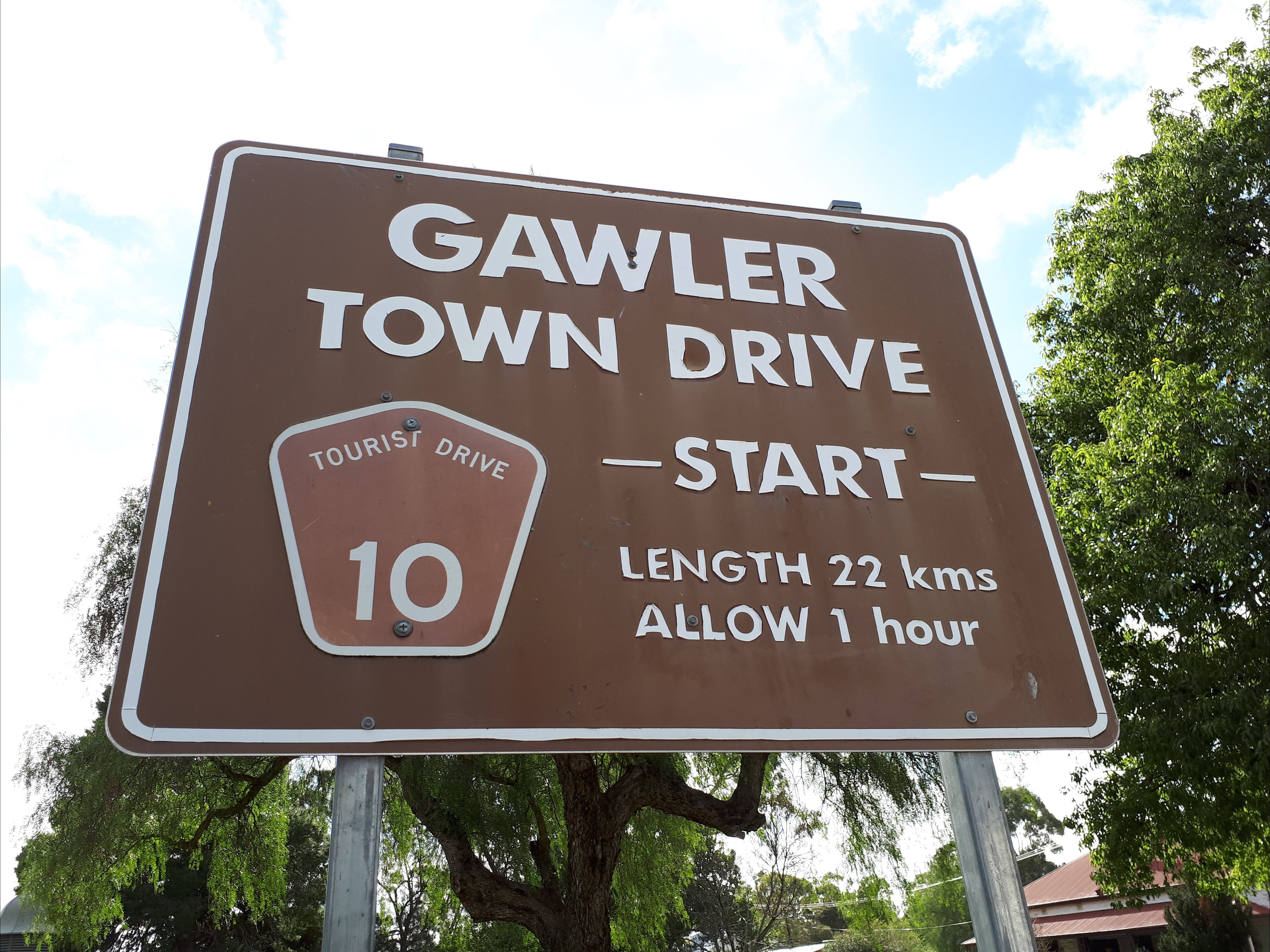 Gawler Self Driving Tour - Accommodation Perth