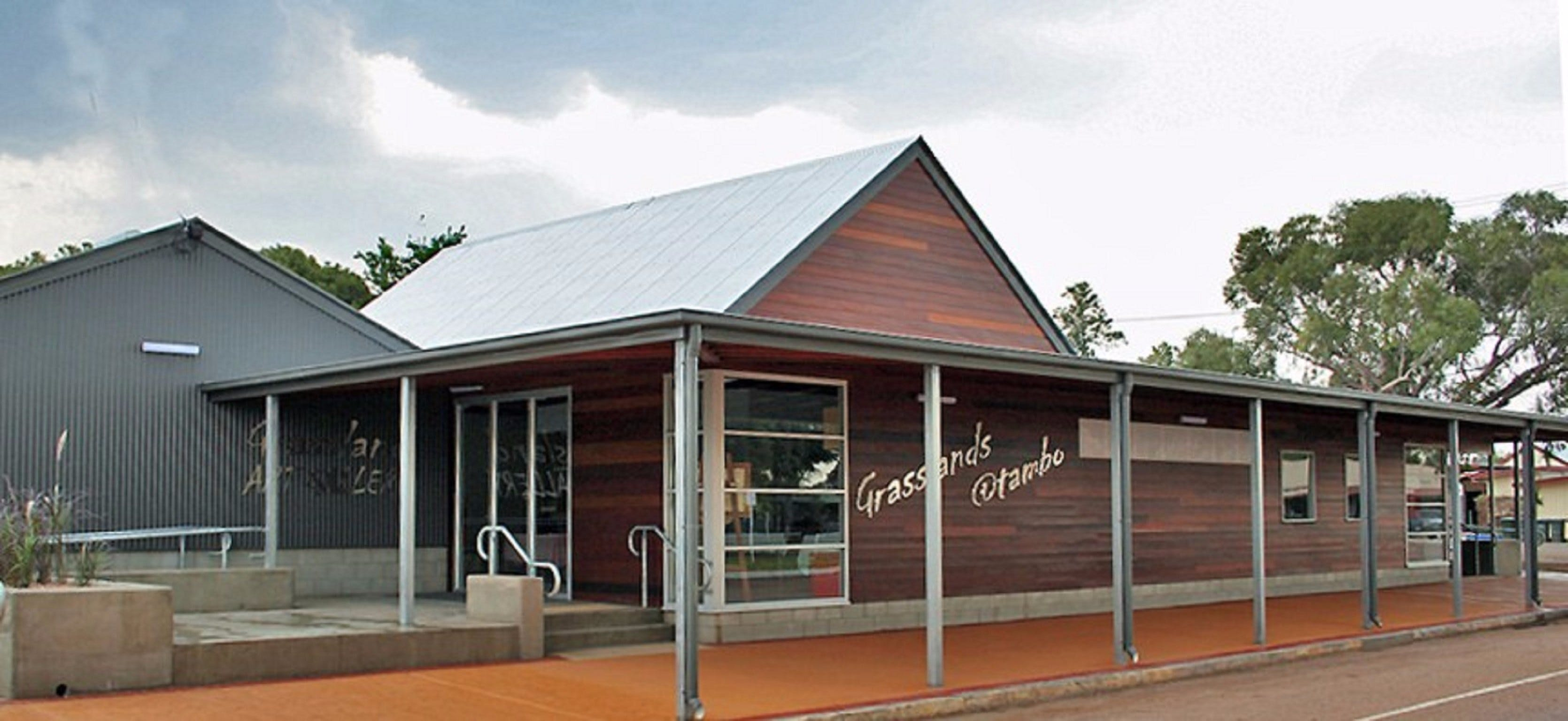 Grassland Art Gallery - Accommodation Perth