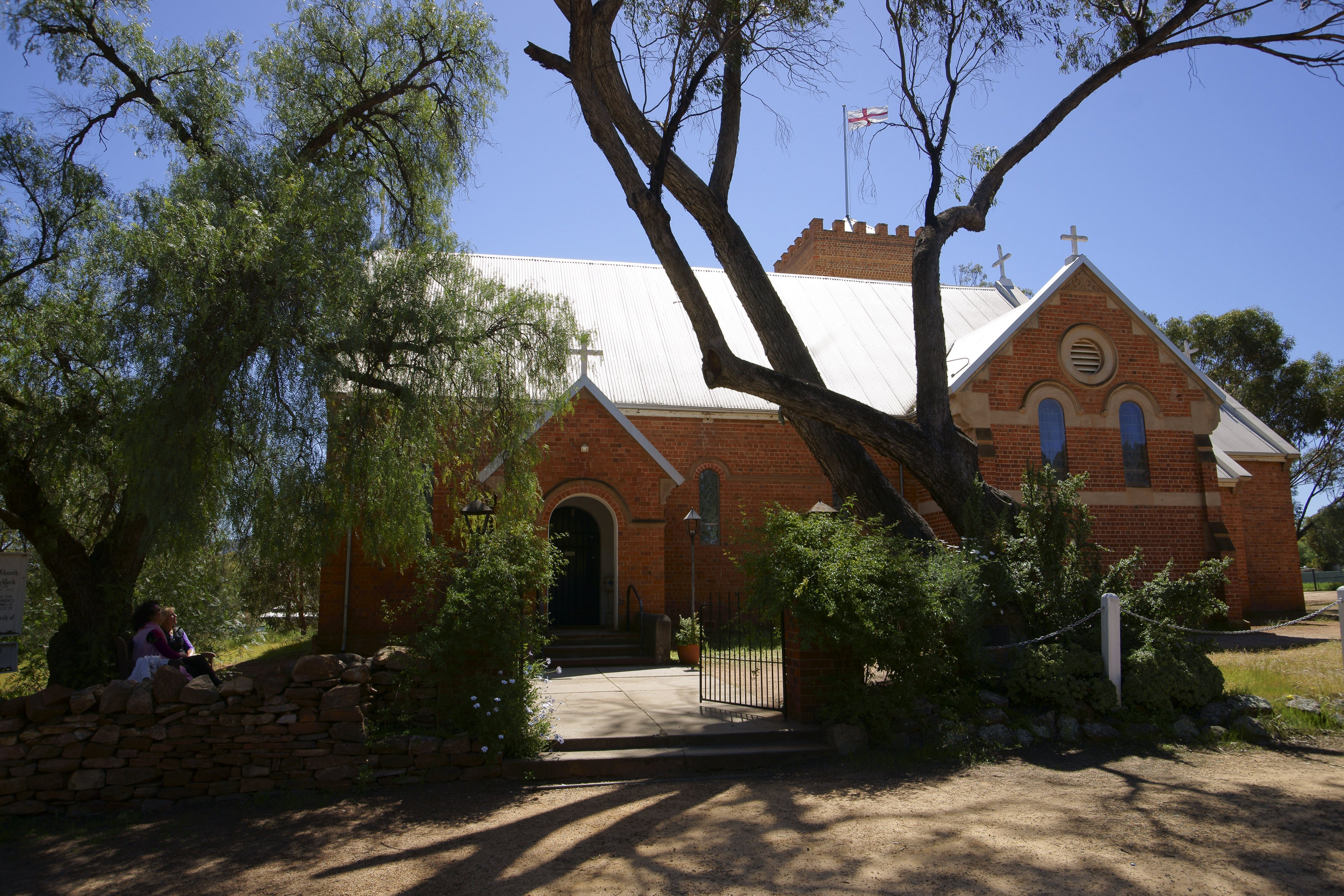 Holy Trinity Anglican Church - Accommodation Perth
