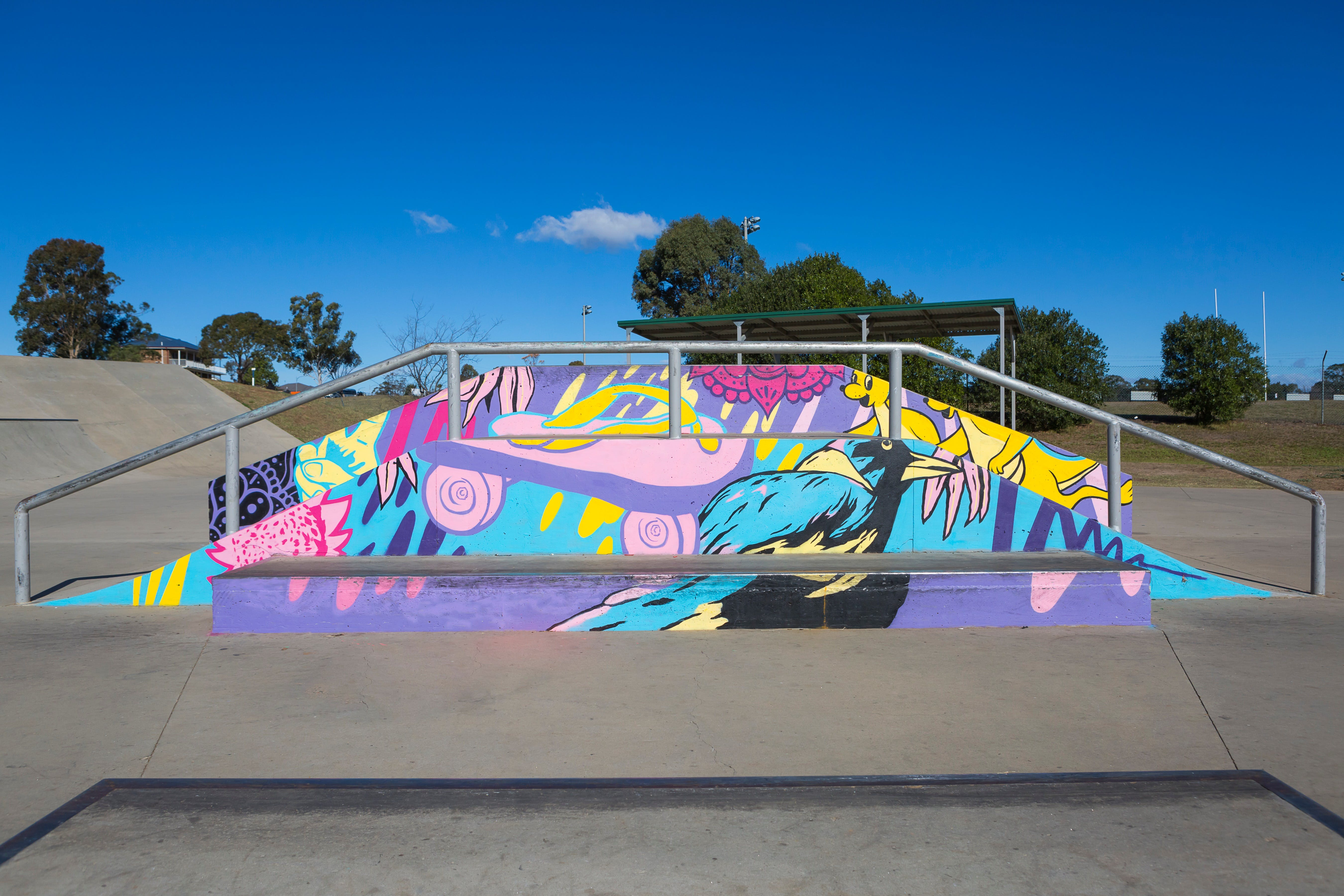Kirkham Skate Park - Accommodation Perth