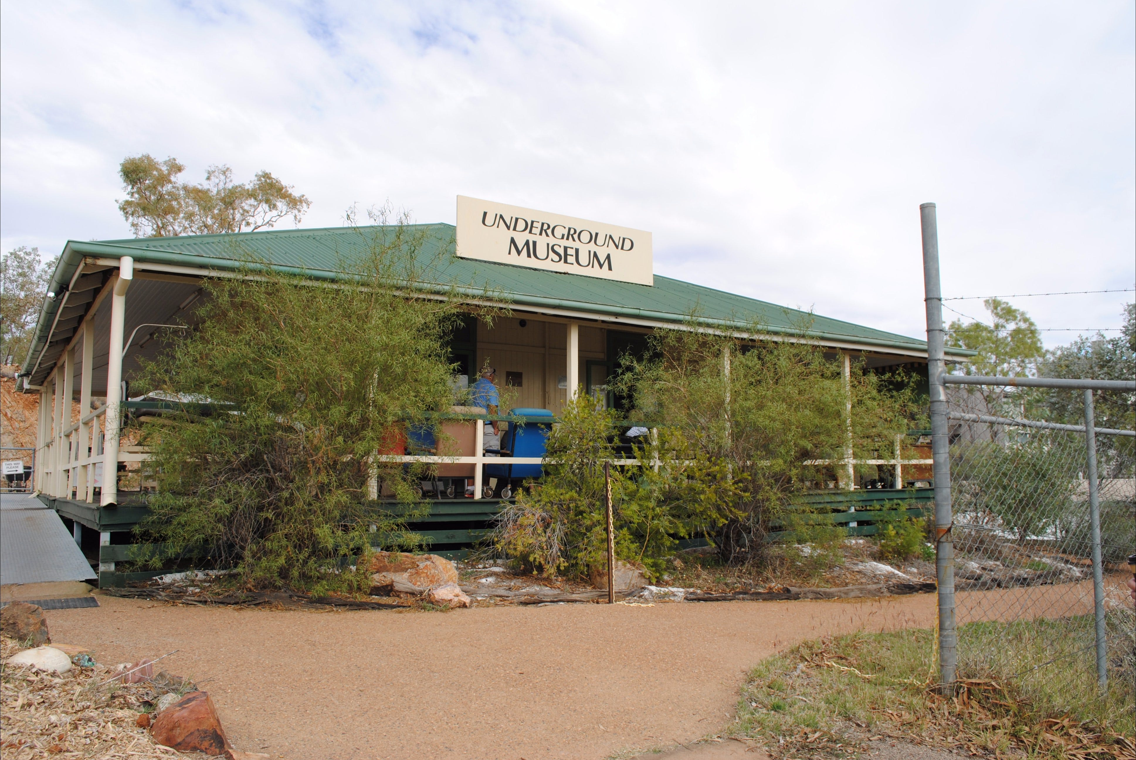 Mount Isa Underground Hospital and Museum - Accommodation Perth