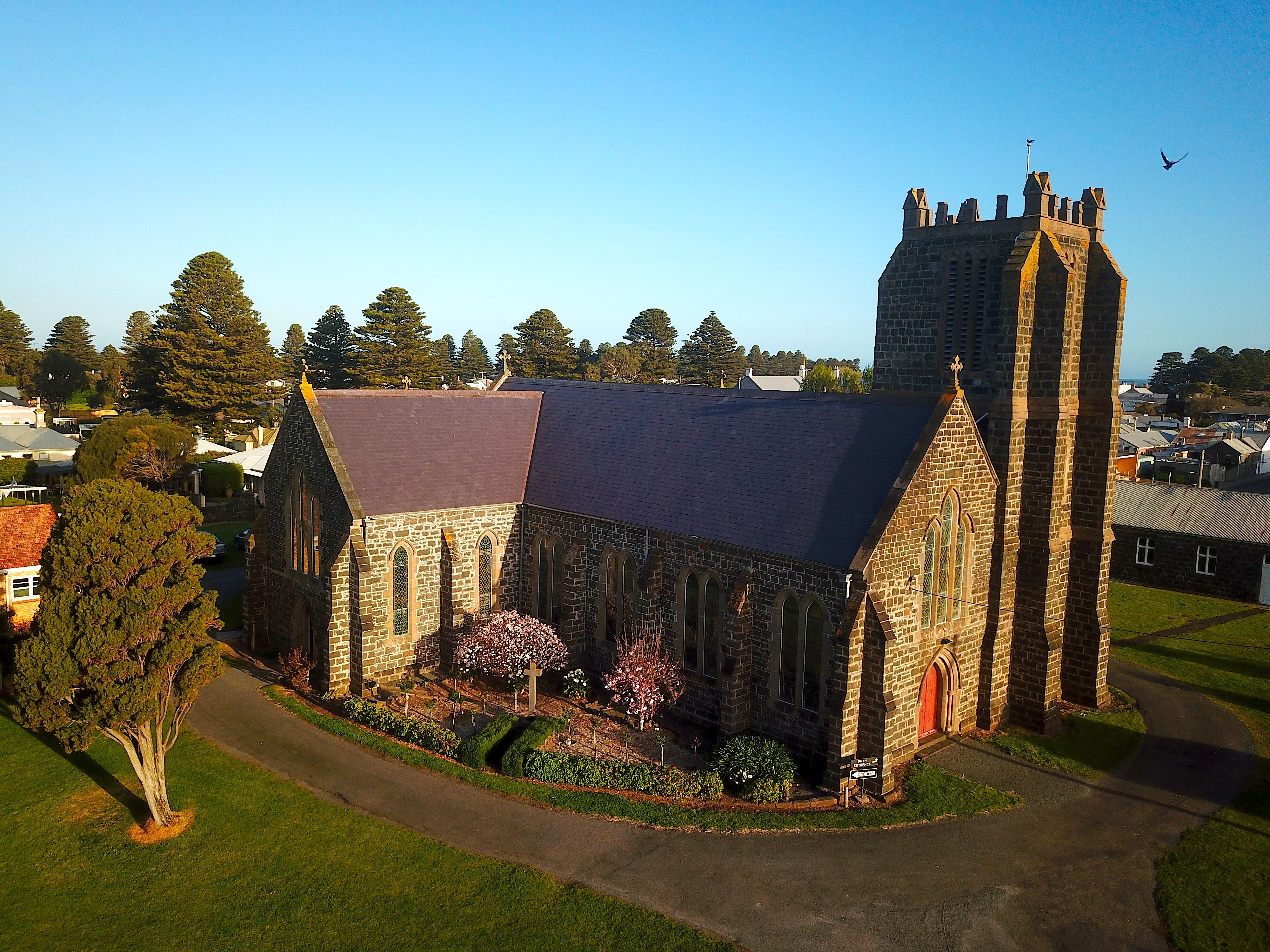 St John's Anglican Church Port Fairy - Accommodation Perth