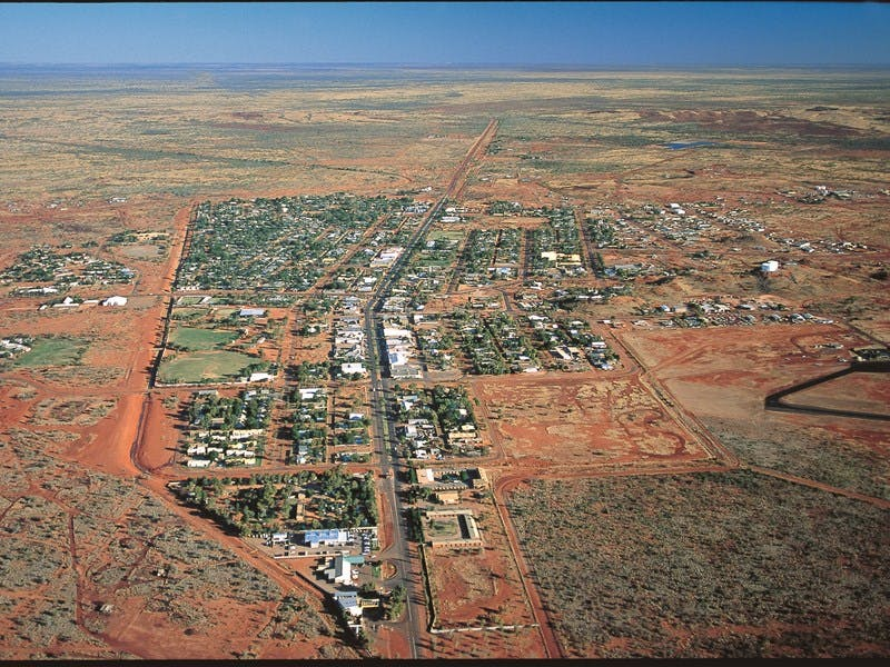 Tennant Creek - Accommodation Perth