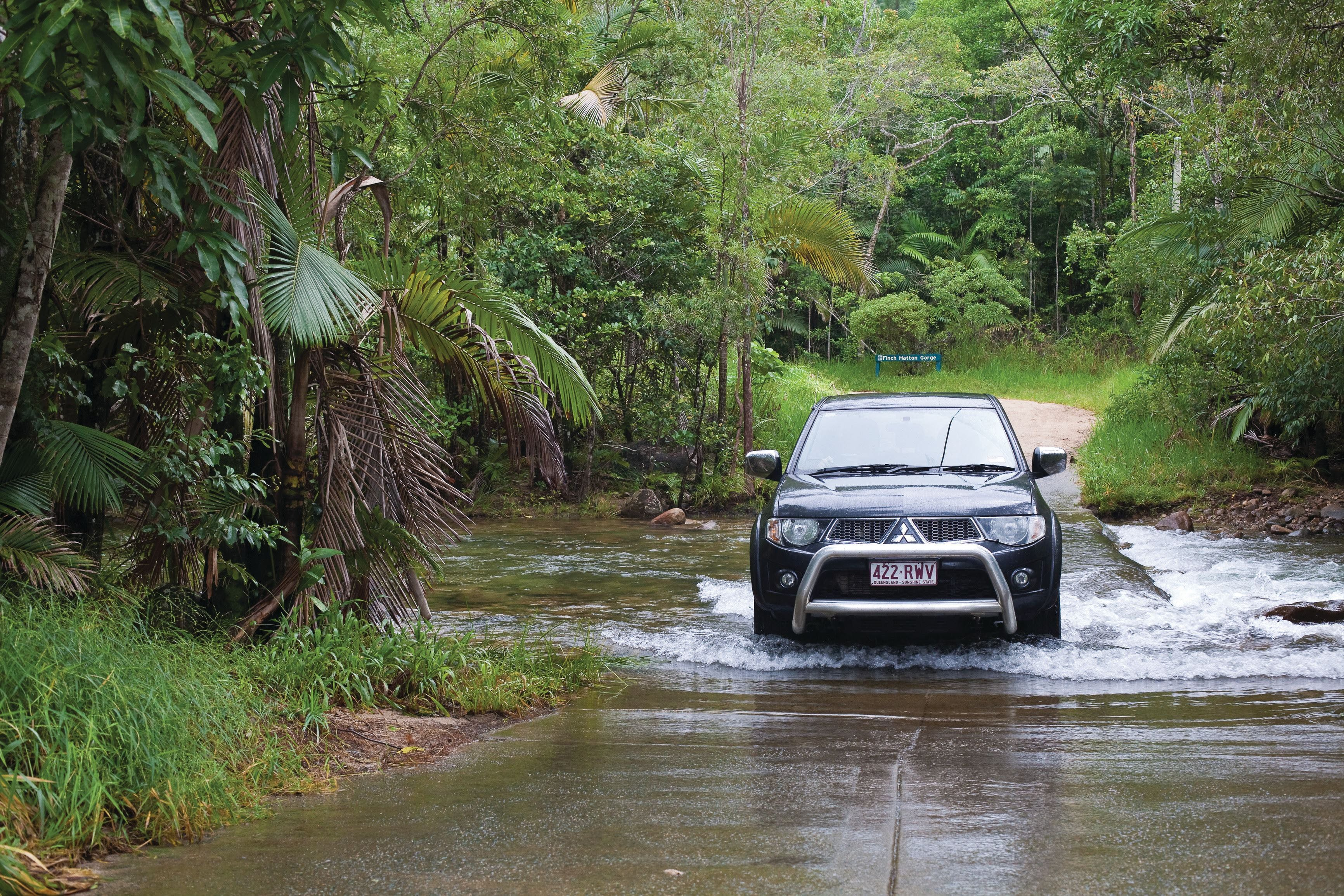The Pioneer Valley and Eungella National Park - Accommodation Perth
