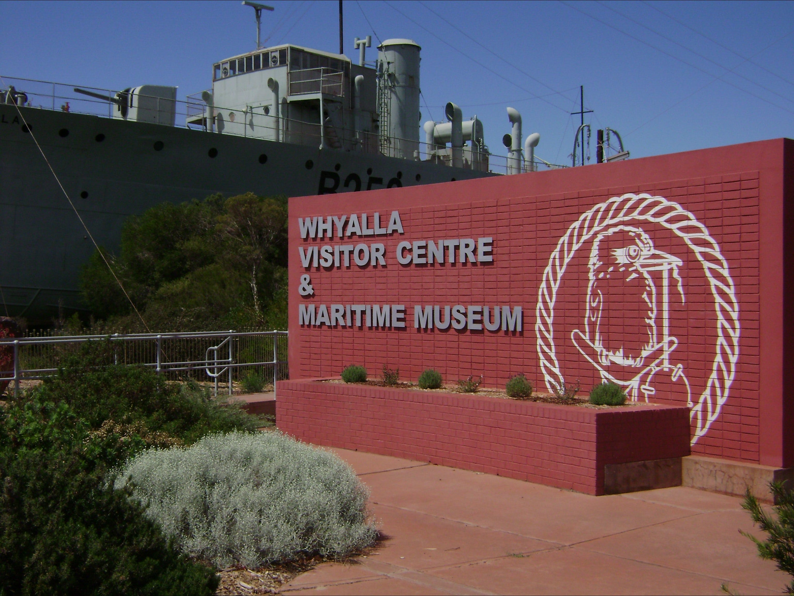 Whyalla Maritime Museum - Accommodation Perth