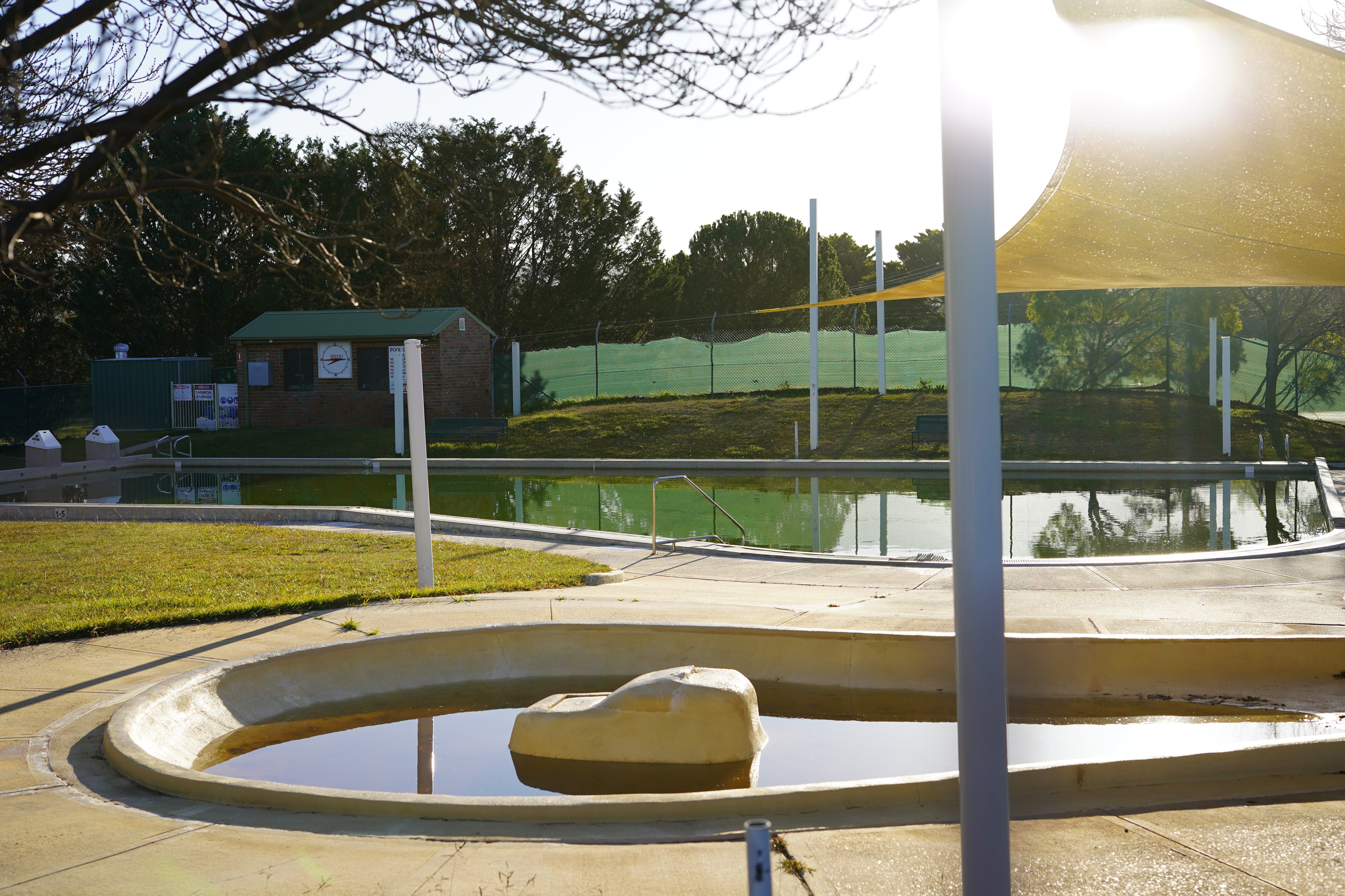 Bungendore Pool - Accommodation Perth