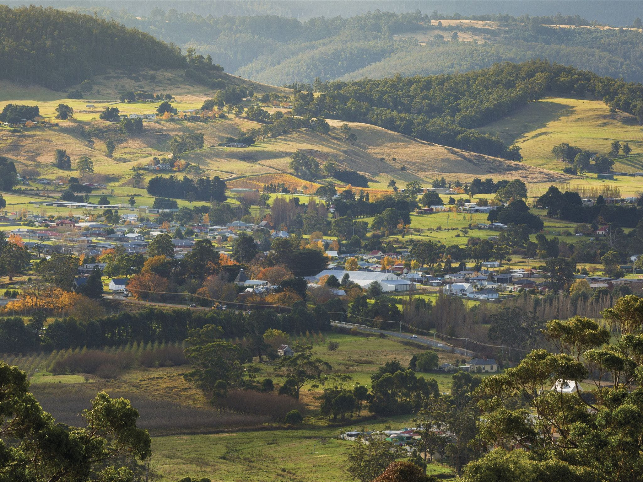 Huonville - Accommodation Perth