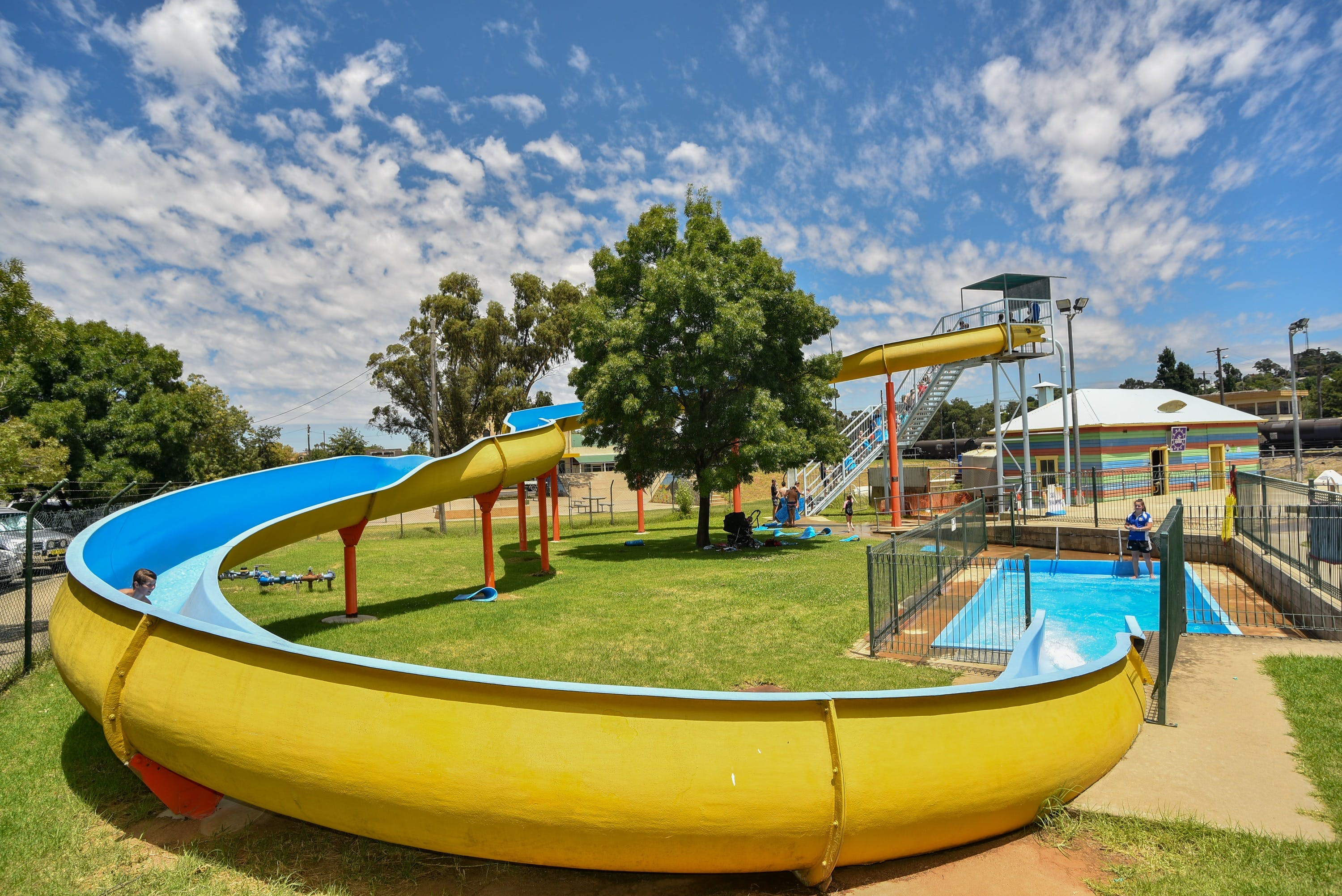 Junee Junction Recreation and Aquatic Centre - Accommodation Perth
