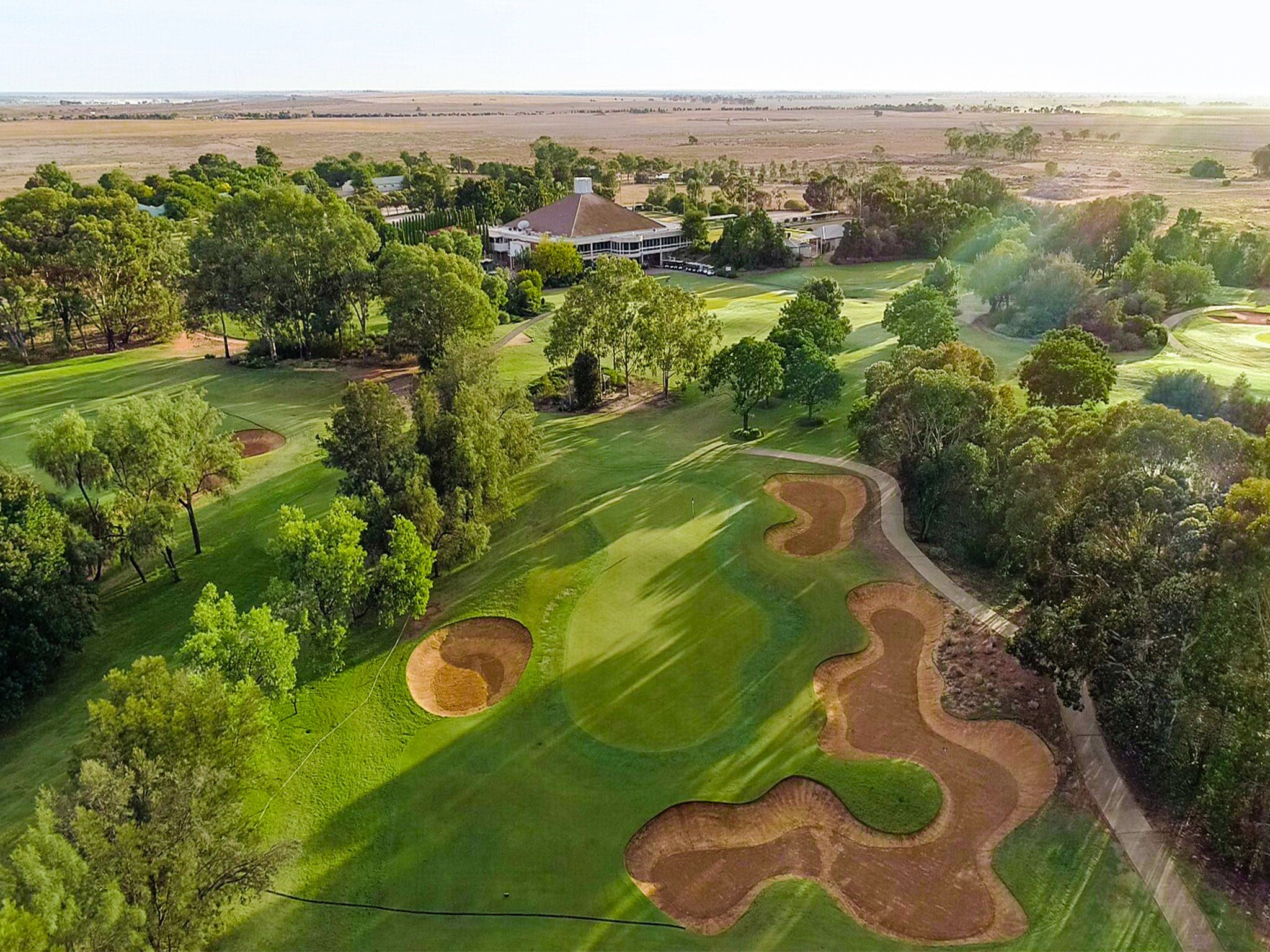 Murray Downs Golf and Country Club - Accommodation Perth
