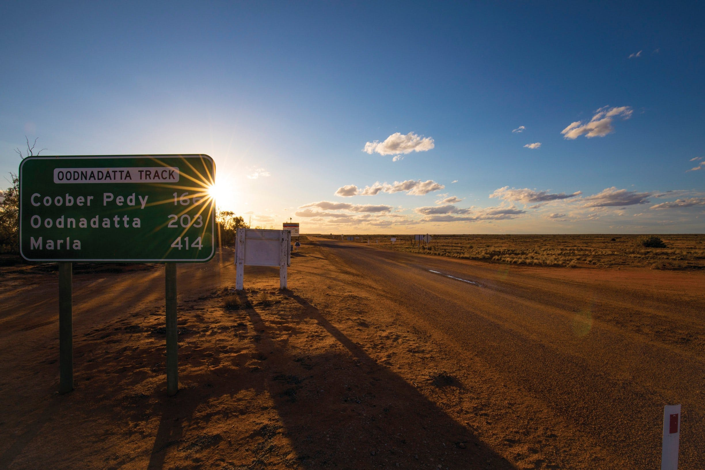 Outback South Australia - Accommodation Perth