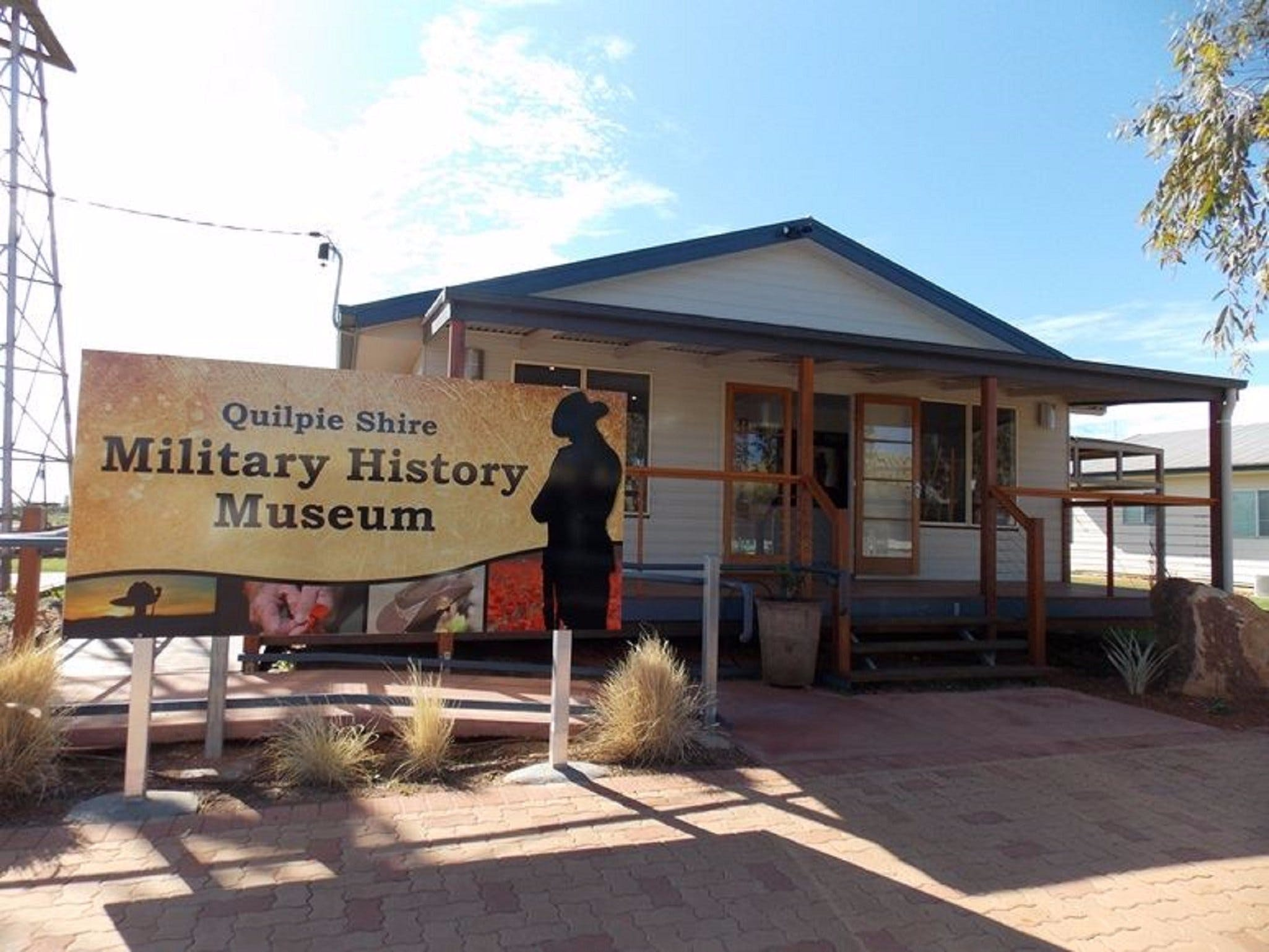Quilpie Shire Military History Museum - Accommodation Perth