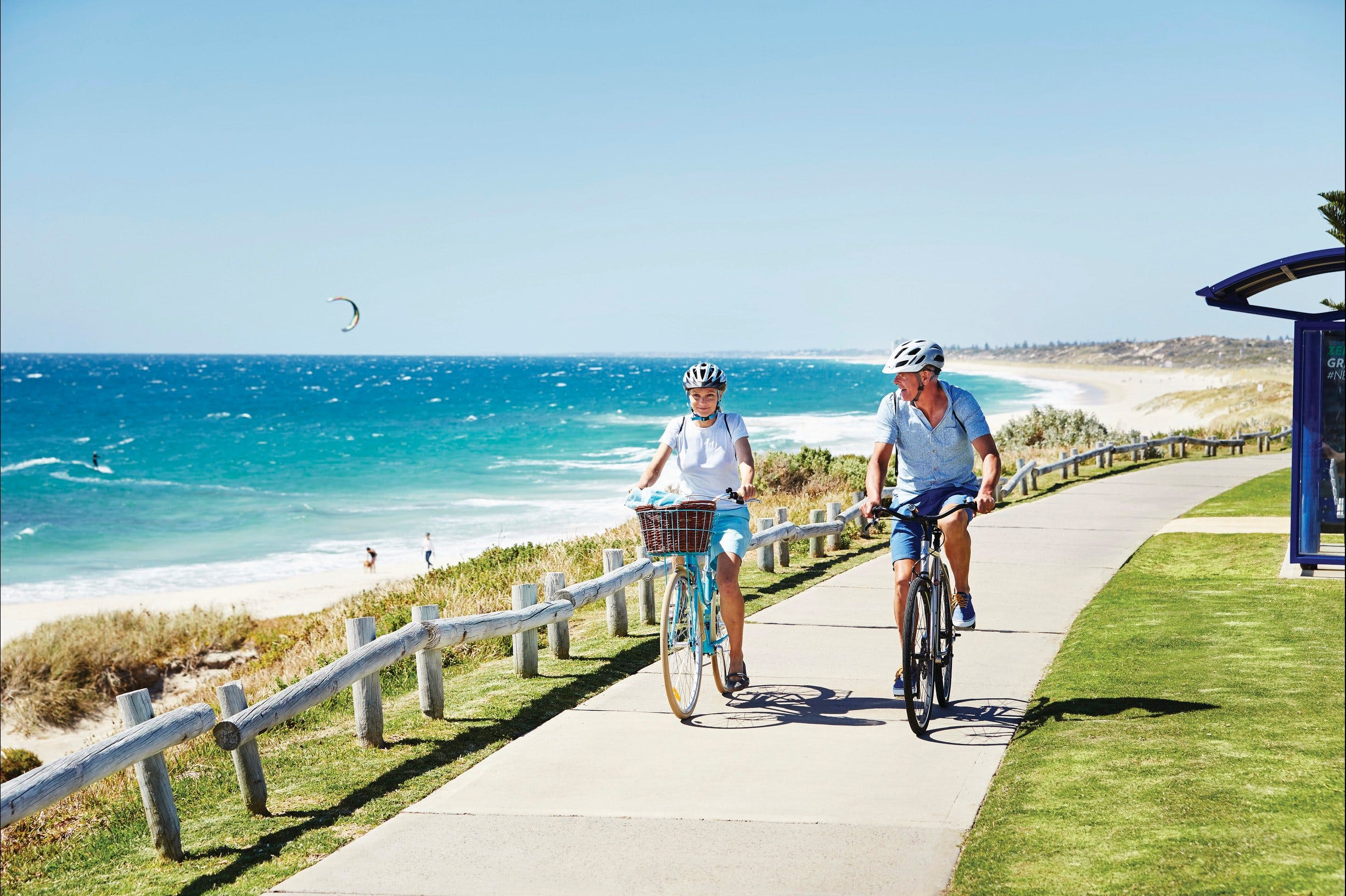 Ride the Sunset Coast - Marmion to Burns Beach - Accommodation Perth