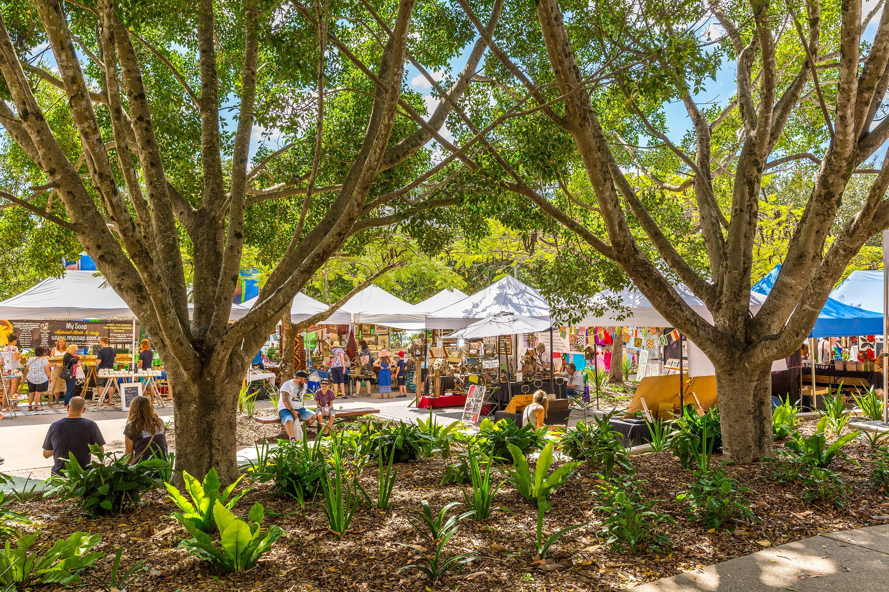 The Original Eumundi Markets - Accommodation Perth