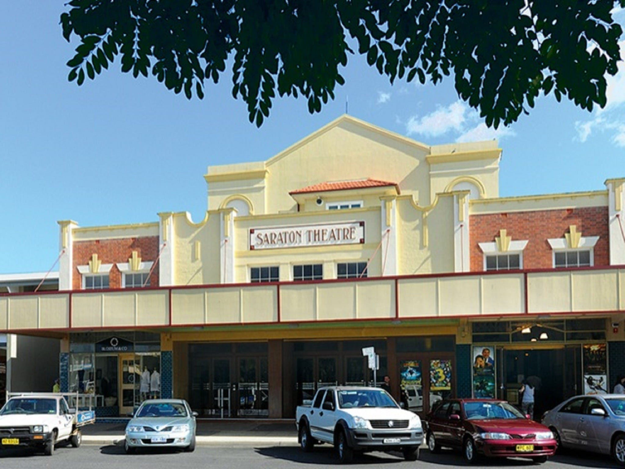The Saraton Theatre Grafton - Accommodation Perth