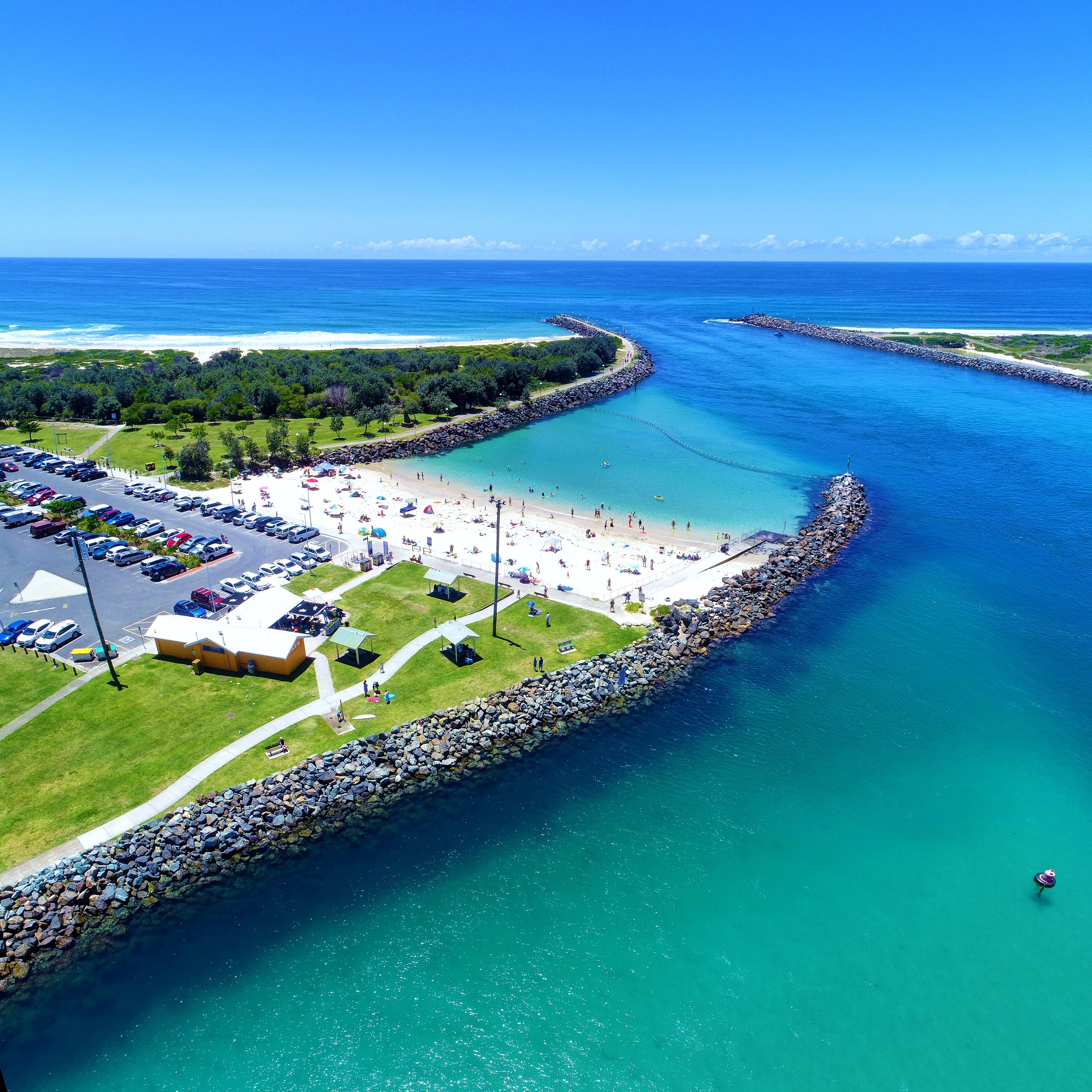 Tuncurry Rock Pool - Accommodation Perth