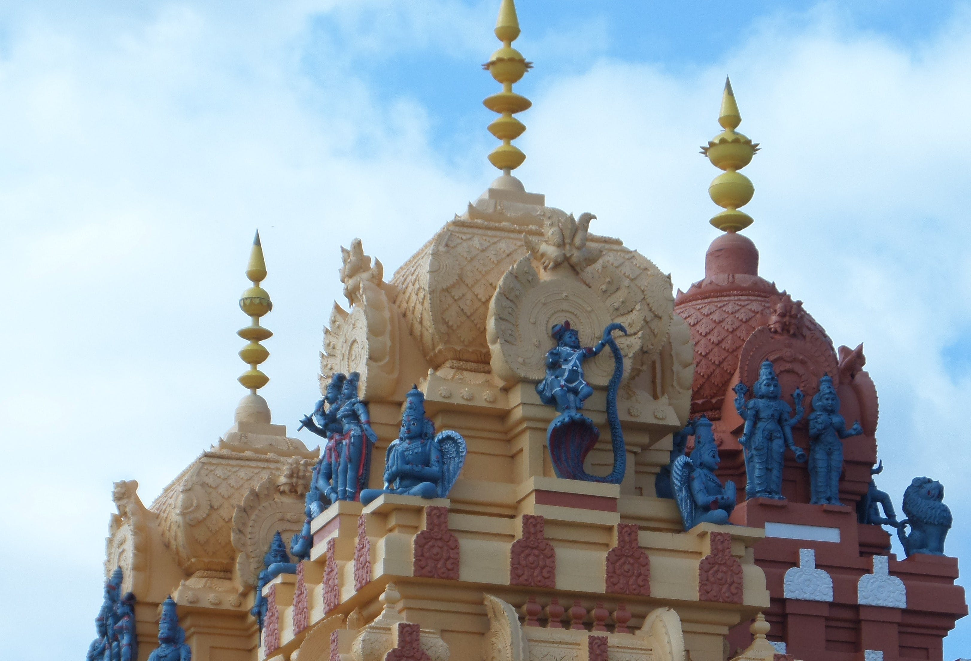 Vishnu Siva Mandir Temple and Library - Accommodation Perth