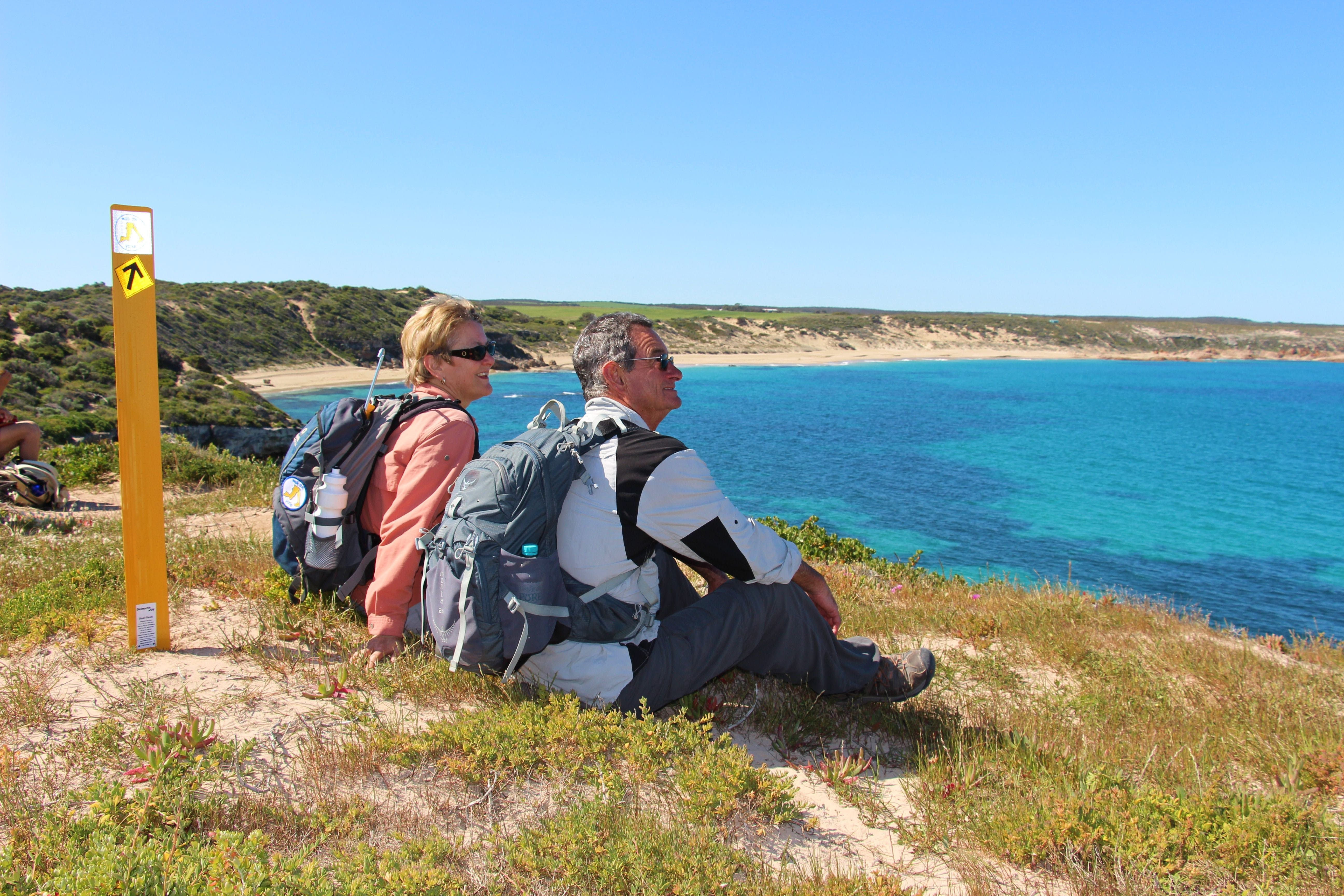 Walk the Yorke Trail - Accommodation Perth