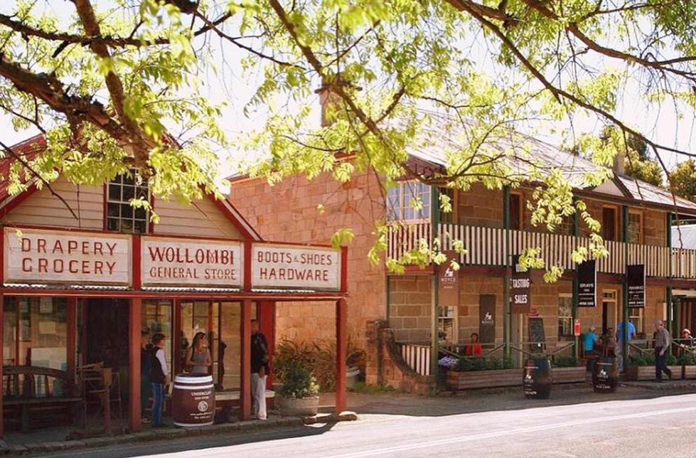 Wollombi - Accommodation Perth
