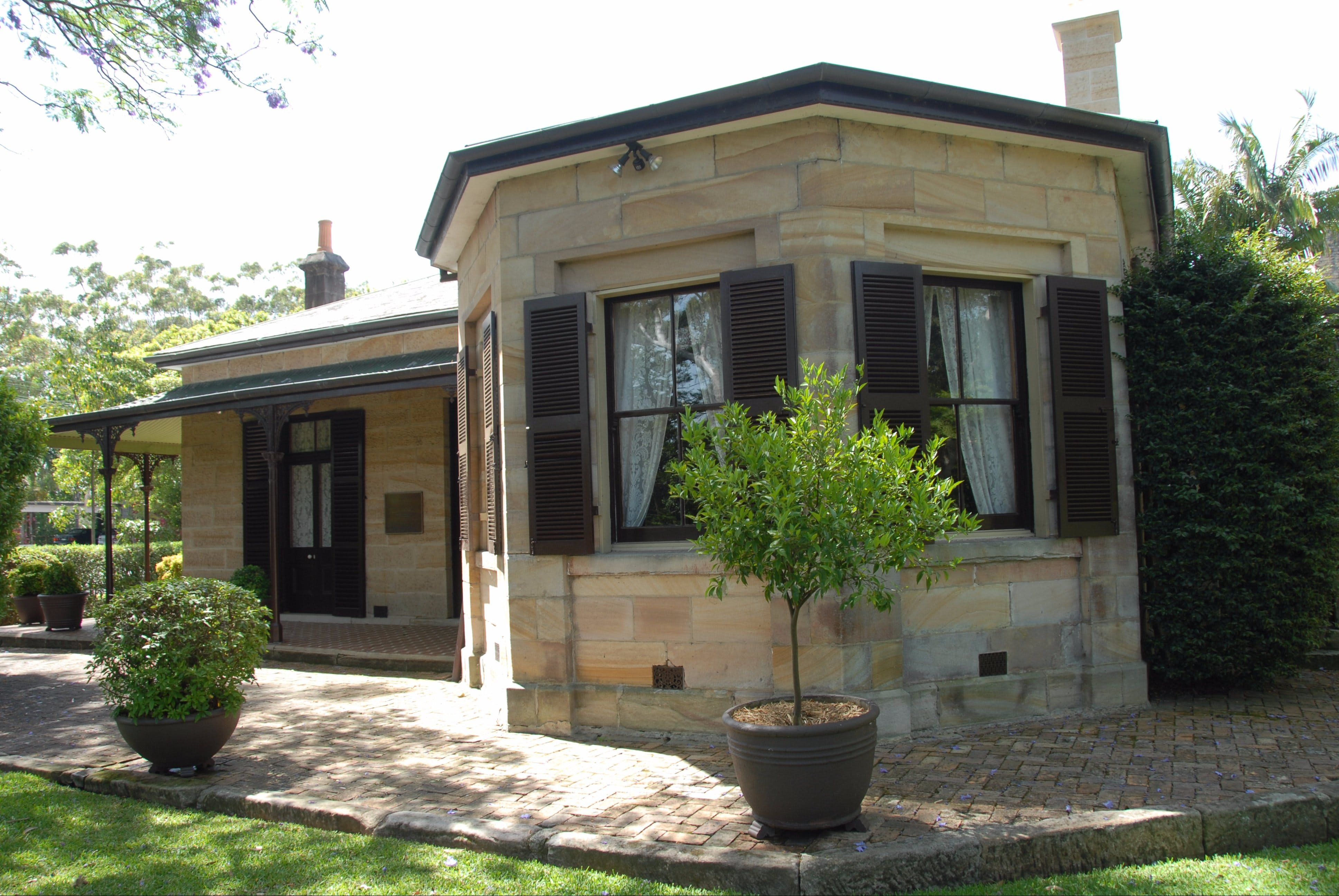 Carisbrook Historic House - Accommodation Perth