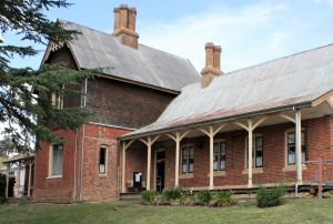 Carcoar Hospital Museum - Accommodation Perth