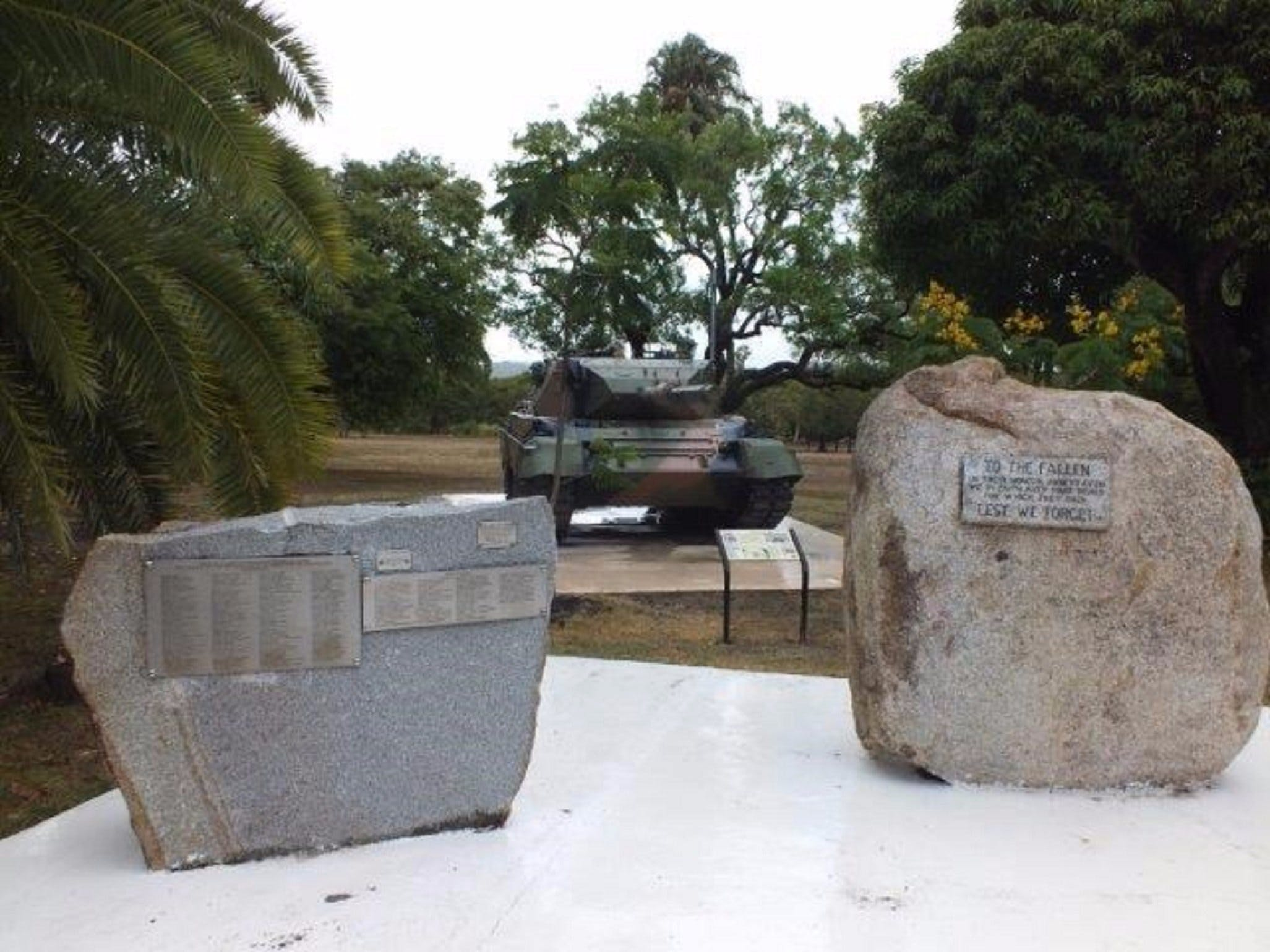 Cooktown War Memorial - Accommodation Perth