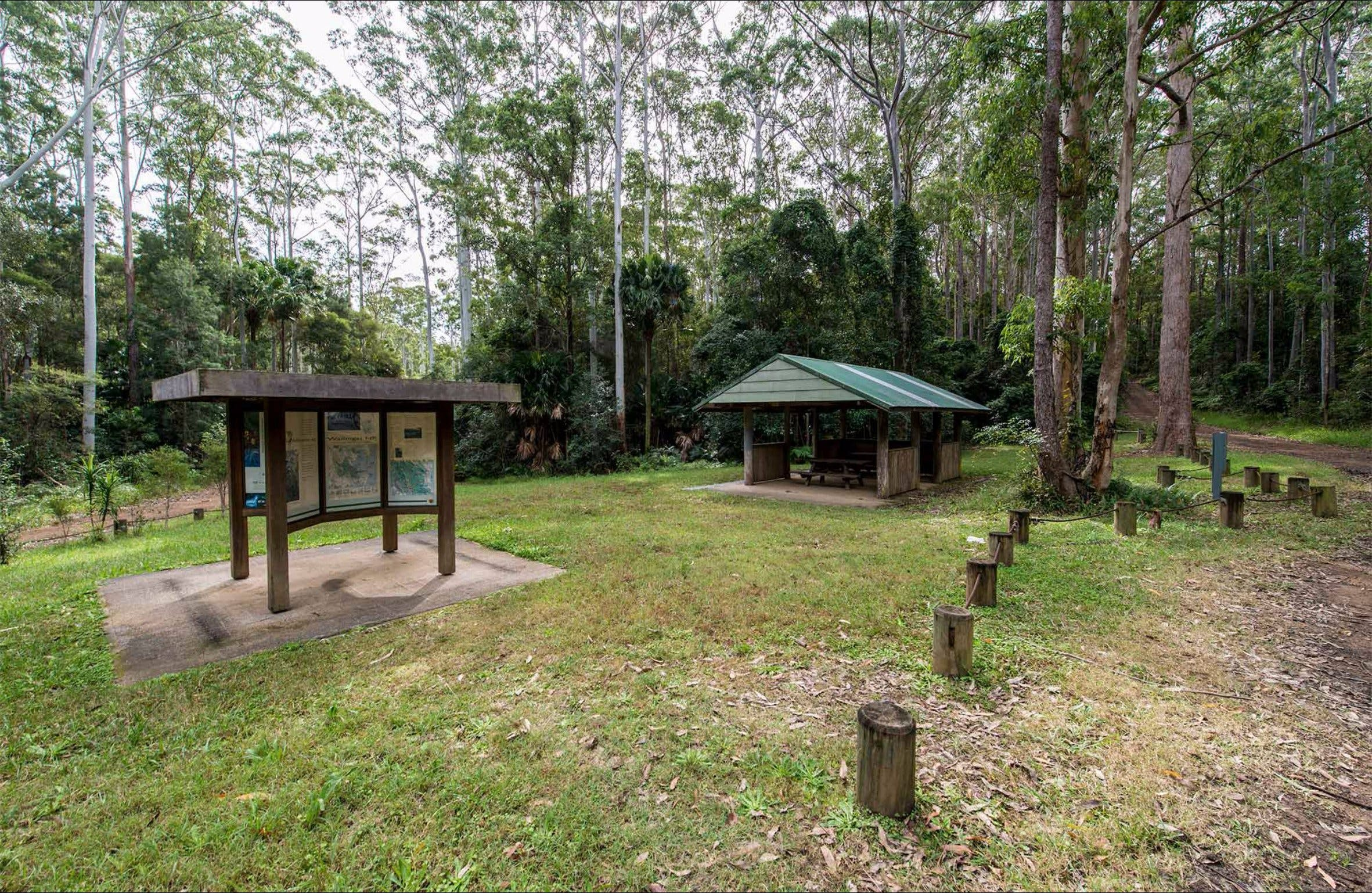 Gur-um-bee picnic area - Accommodation Perth